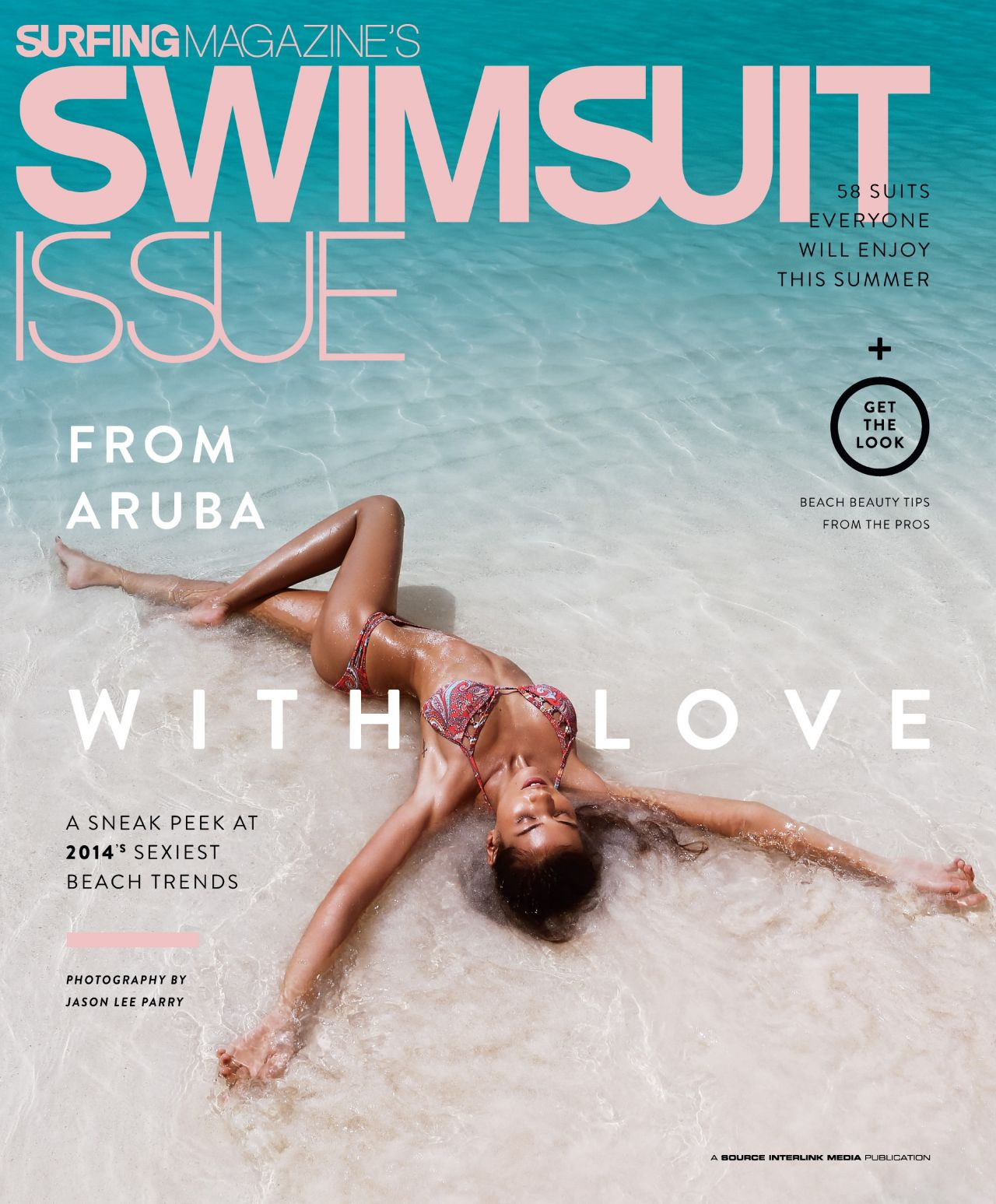 Sheila Marquez - Surf Magazine
