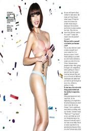 Sonia Chew – FHM Magazine Singapore – April 2014 Issue