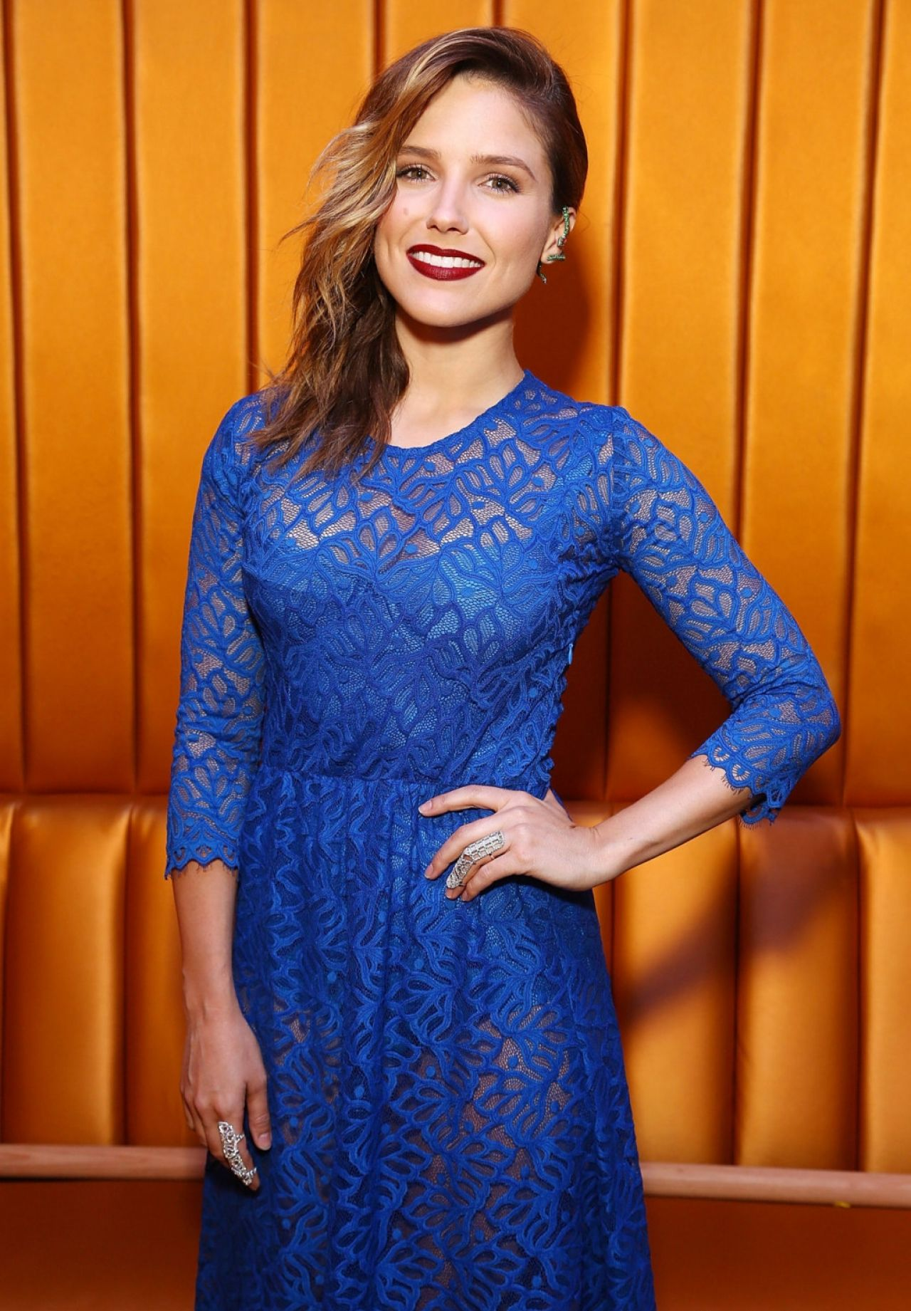 Sophia Bush - 2014 National Dance Institute Annual Gala in New York City