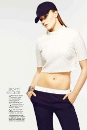 Sophie Turner - Glamour Magazine (Spain) May 2014 Issue