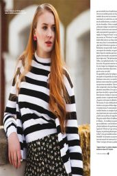 Sophie Turner (GoT) - Vanidad Magazine (Spain) April 2014 Issue