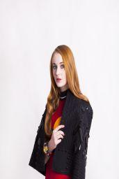 Sophie Turner (GoT) - Vanidad Magazine (Spain) April 2014 Issue