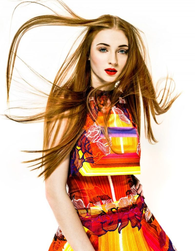 Sophie Turner (GoT) - YOU Magazine Photoshoot - March 2014