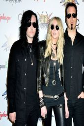 Taylor Momsen at 2014 Revolver Golden Gods Awards