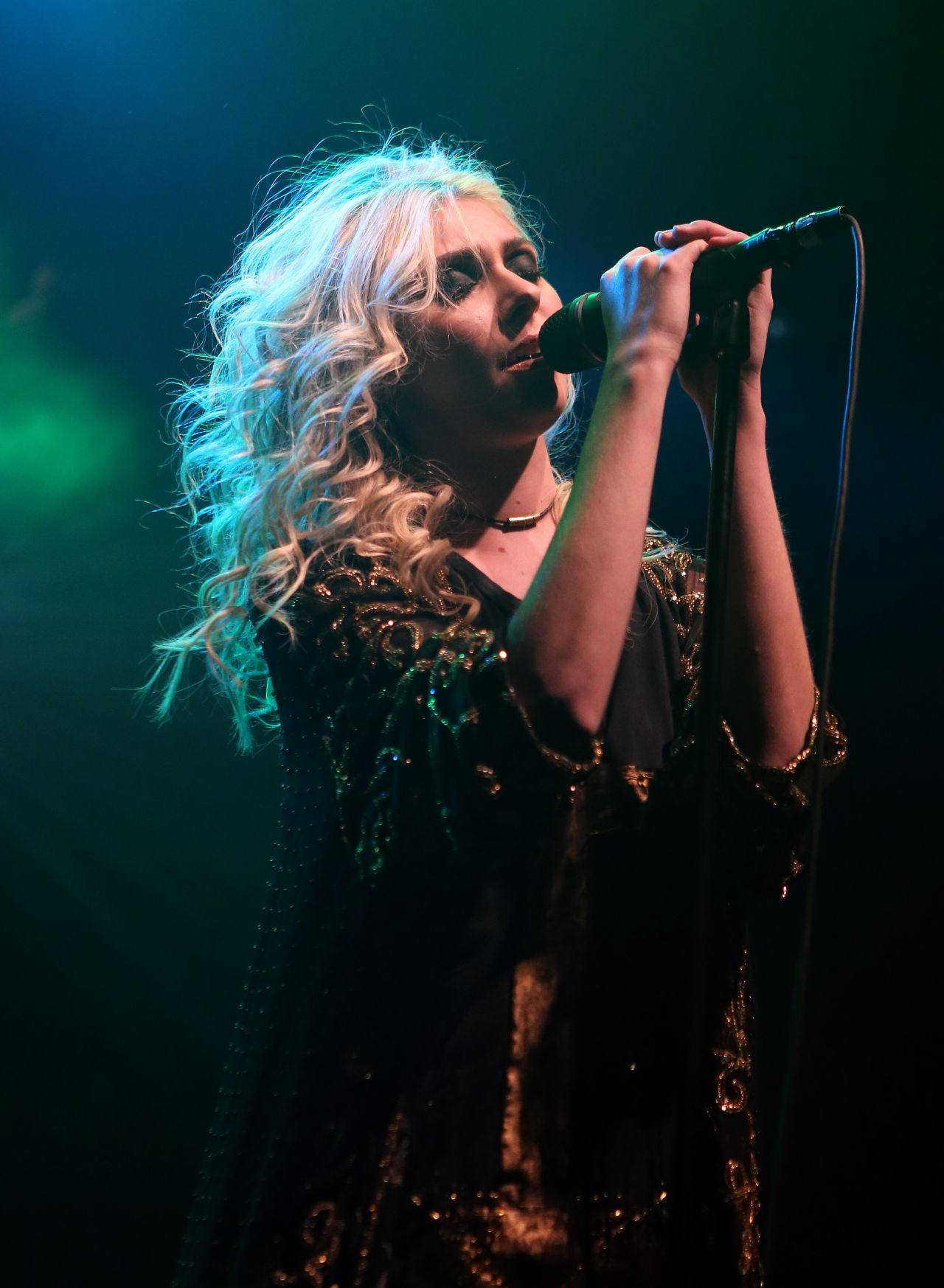 Taylor Momsen - Gig at Electric Ballrooms in London - March 2014