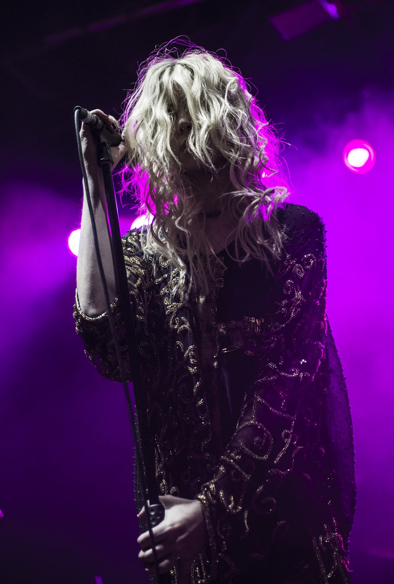 Taylor Momsen - BBC Radio Studios in Central London ... |Taylor Momsen 2014
