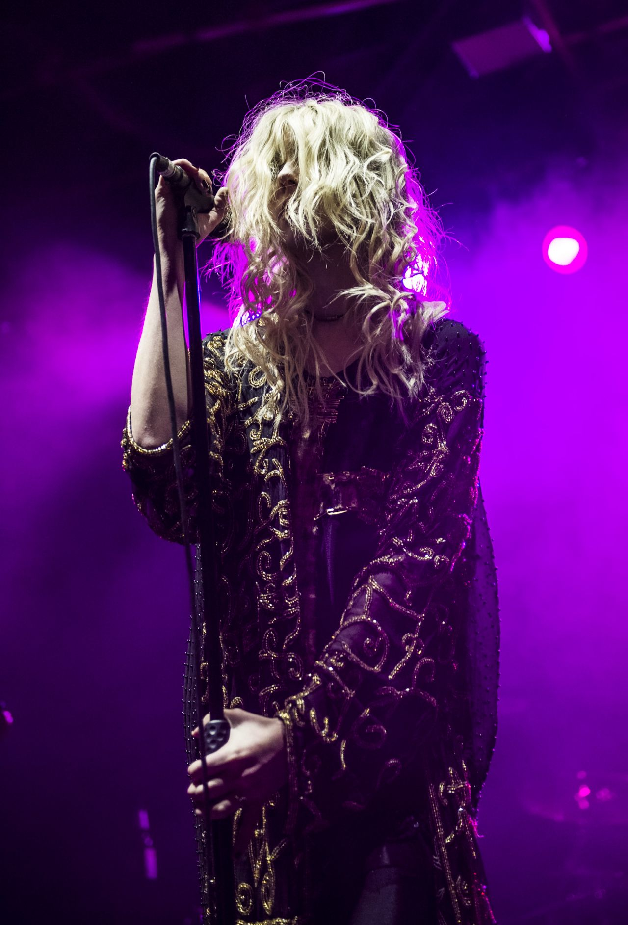 Taylor Momsen Performs at 2014 iHeartRadio Music Festival ... |Taylor Momsen 2014