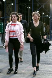 Taylor Swift & Hailee Steinfeld - Out in New york City - April 2014
