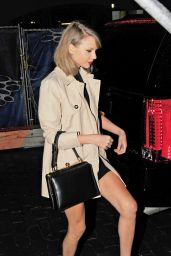 Taylor Swift in NYC - Leaving & Returning to Her Apartment - April 2014