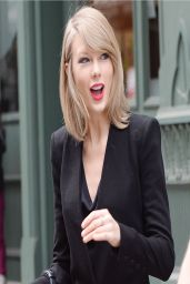 Taylor Swift Spring Style - Out in New York City - April 2014