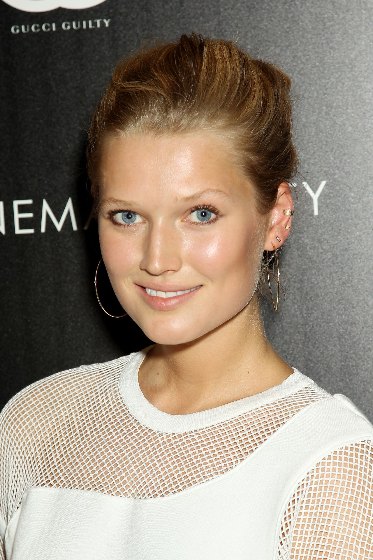 Toni Garrn - 'Captain America: The Winter Soldier' Premiere in NYC