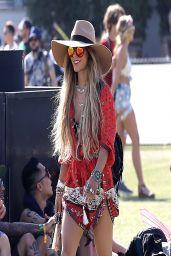 Vanessa Hudgens - 2014 Coachella Music Festival - Day 3