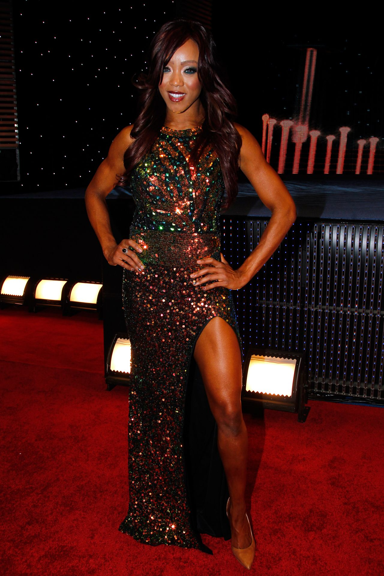 Victoria Crawford (Alicia Fox) - WWE Hall of Fame ...Wwe Hall Of Fame 2014 Inductees