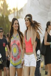 Victoria Justice & Madison Reed - Coachella Music & Arts Festival in Indio - Weekend 2