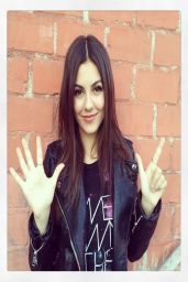 Victoria Justice - Social Media Photos - March 2014 Collection