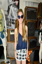 Whitney Port - GUESS Hotel in Palm Springs - April 2014