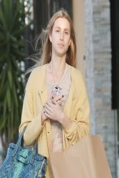 Whitney Port - Shopping at West Helm, Beverly Hills - March 2014