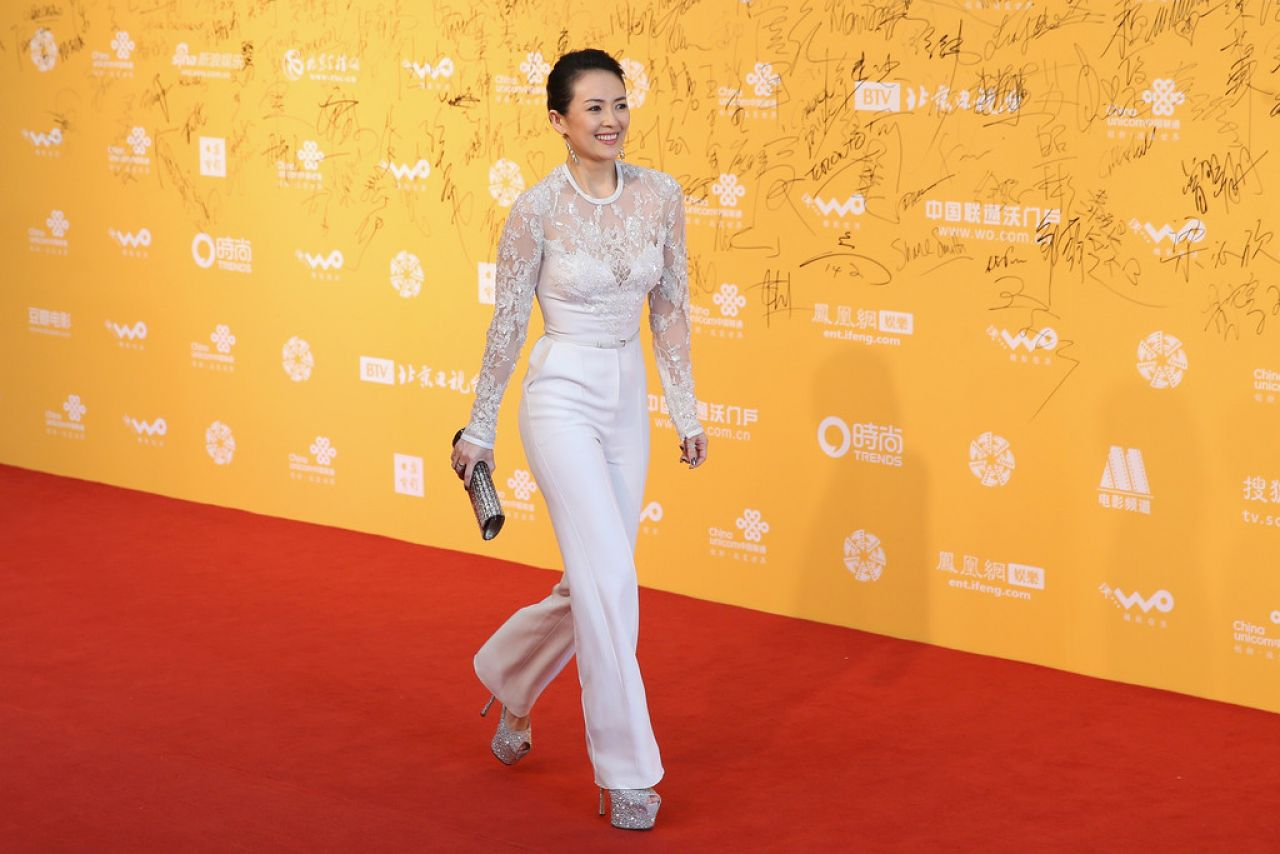 zhang ziyi red carpet 2017 - photo #38