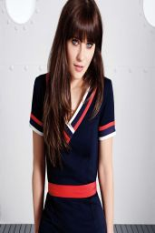 Zooey Deschanel - Photoshoot for Tommy Hilfiger 2014 Collection (by Carter Smith)