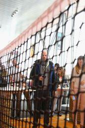 Ana Ivanovic - Samsung Booth - Mutua Madrid Open 2014 - Day Five