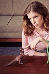 Anna Kendrick - Photoshoot for Fast Company (2014)