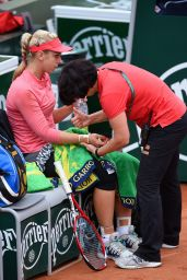 Sabine Lisicki – 2014 French Open at Roland Garros – Round Two