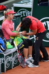 Sabine Lisicki – 2014 French Open at Roland Garros – Round Two