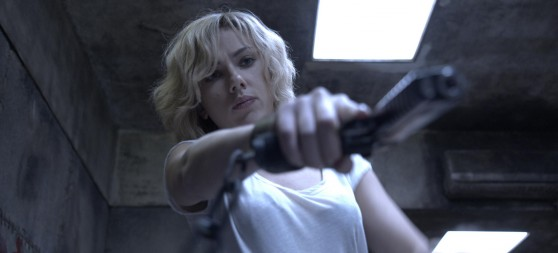 Scarlett Johansson - 'Lucy' Promo Photo 1