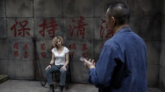 Scarlett Johansson - 'Lucy' Promo Photo 3