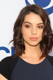 Adelaide Kane - 2014 CBS Summer Soiree in West Hollywood