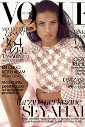 Adriana Lima - Vogue Magazine (Turkey) - May 2014 Issue