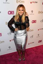 Adrienne Bailon - OK! Magazine So Sexy Party in New York City