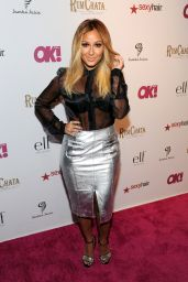 Adrienne Bailon - OK! Magazine So Sexy Party in New York City