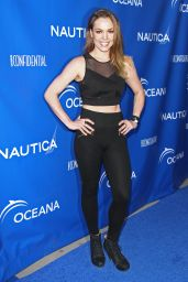 Agnes Bruckner - Nautica Oceana Beach House Party – May 2014