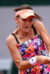 Agnieszka Radwanska – 2014 French Open at Roland Garros – Second Round