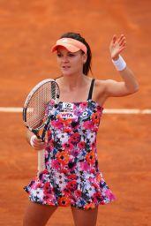 Agnieszka Radwanska – Italian Open 2014 in Rome – Round 3