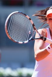 Agnieszka Radwanska – Mutua Madrid Open 2014 – Day Three
