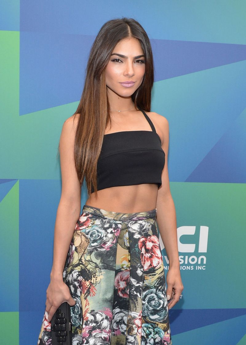 Alejandra Espinoza - 2014 Univision Upfront in New York City
