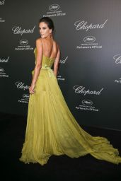 Alessandra Ambrosio in Elie Saab Couture Gown – Chopard Backstage Party – 2014 Cannes Film Festival