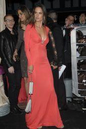 Alessandra Ambrosio - Roberto Cavalli Yacht Party - Cannes, May 2014