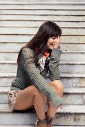 Alessandra Mastronardi - Benetton Magazine Summer 2014