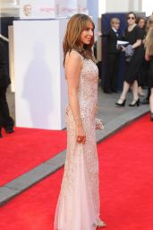 Alex Jones - 2014 British Academy Television Awards in London