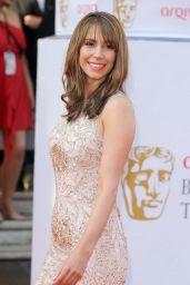 Alex Jones - 2014 British Academy Television Awards in London
