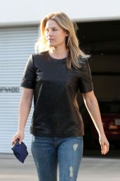 Ali Larter in Jeans – Out in LA - May 2014