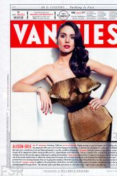 Alison Brie - Vanity Fair Magazine June 2014 Issue