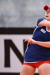Alize Cornet - Italian Open 2014 in Rome, Italy - May 2014