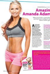 Amanda Adams - Fitness Magazine (South Africa) - March/April 2014