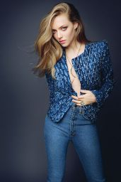 Amanda Seyfried - Photoshoot for Elle Magazine June 2014 (by Kai Z Fen)
