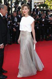 Amber Heard in Vionnet -