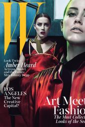 Amber Heard - W Magazine 2014 June/July Issue